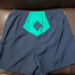 Mens or Women's Columbia Large Swim Shorts